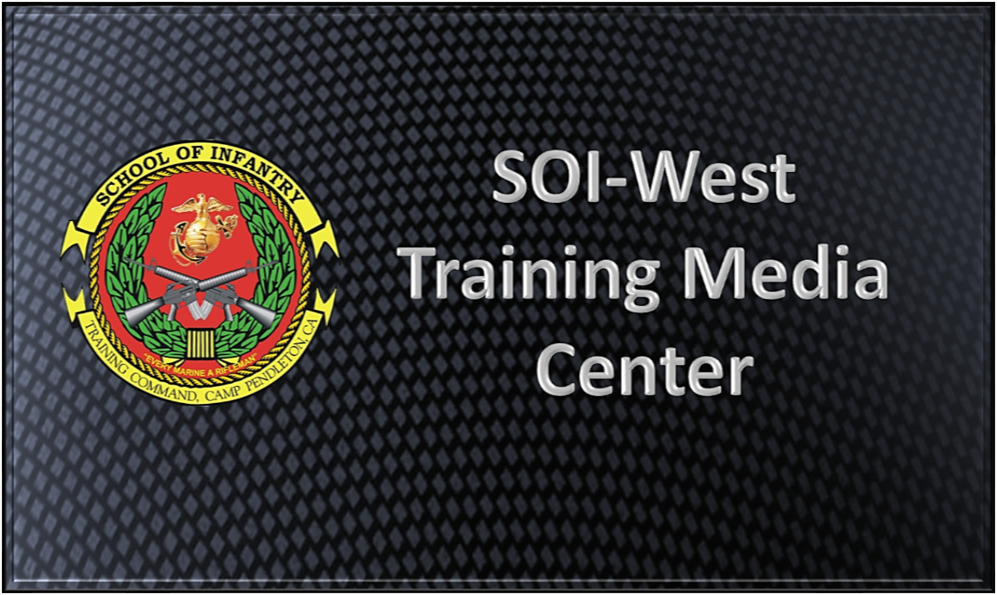 SOI-West Training Media