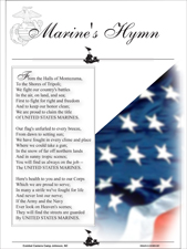 Leadership_Poster_Marines_Hymn