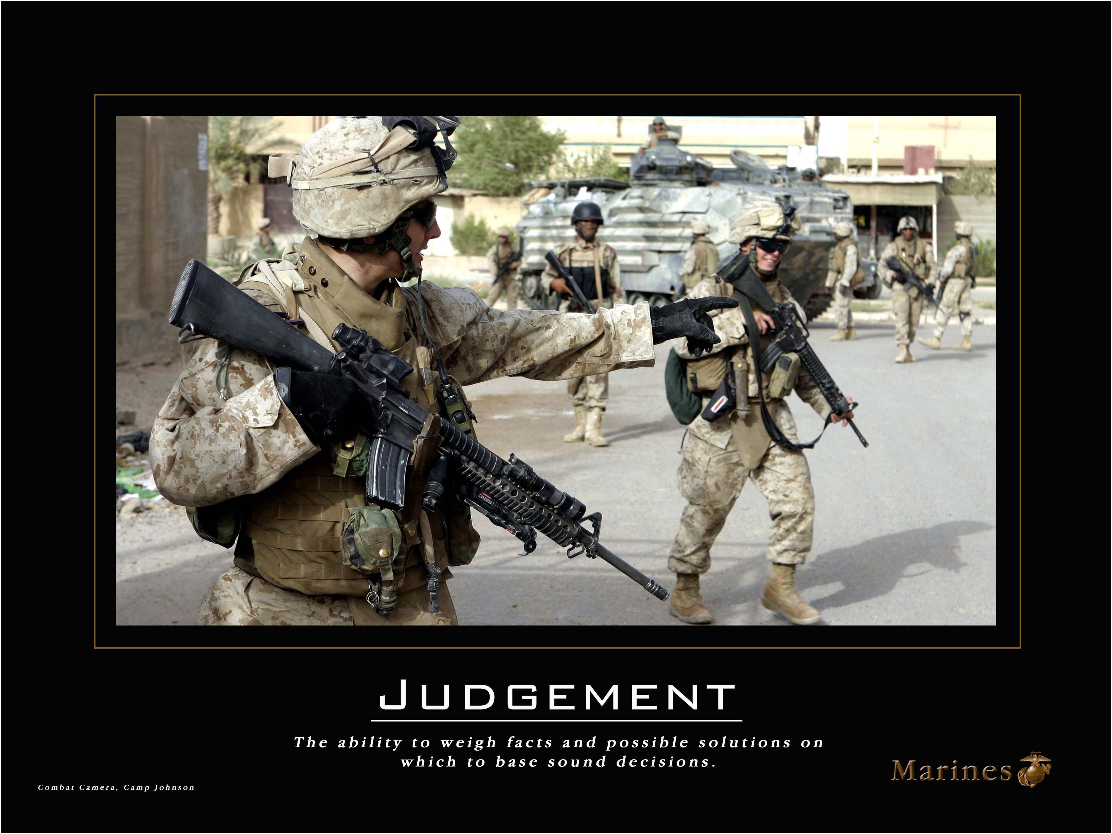usmc leadership essay Free essay: marine corps leadership noncommissioned officers are the backbone of the marine corps each leader is very different from the other some marines.