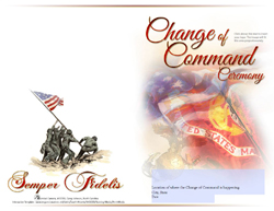 generic change of command program pdf form fillable and savable